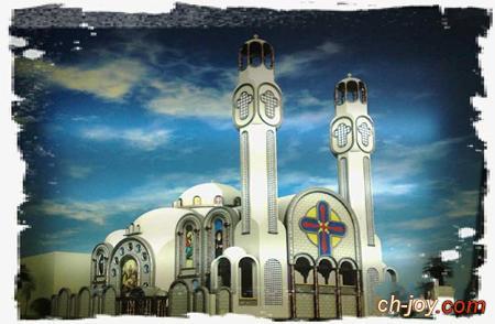..:: كنيسة الفرح المسيحى ::..