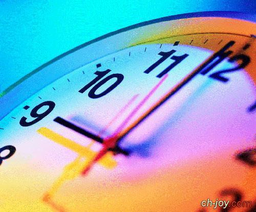 الوقت على مدار الساعة Clock