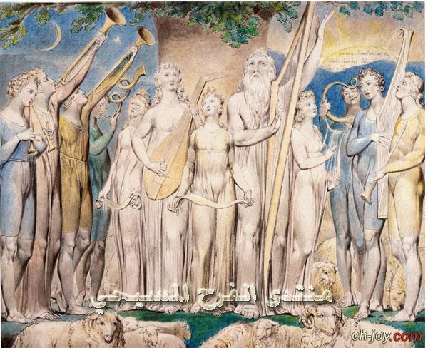مهرجان القديسين | الإحتفال بعيد نياحة أيوب البار