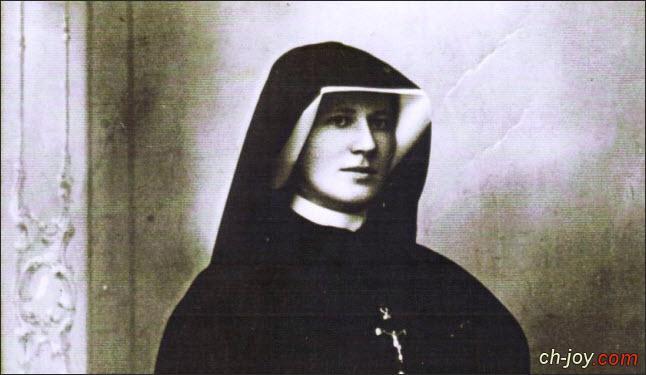 عشر أقوال رائعة لرسولة الرحمة الإلهيّة، القدّيسة فوستينا كوفالسكا