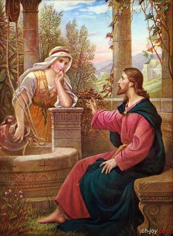 السبب وراء عدم ذكر أسم المرأة السامرية فى الكتاب المقدس