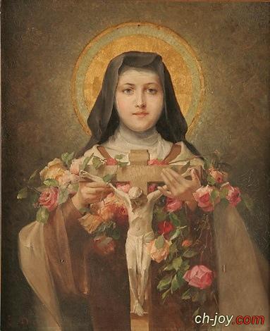 اكبر مجموعة صور للقديسة سانت تريزا الطفل يسوع -  St.Teresa