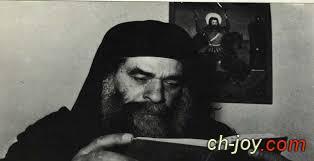 البابا كيرلس السادس والصلاة