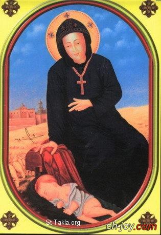 اكبر مجموعة صور جديدة من صور القديسات على النت