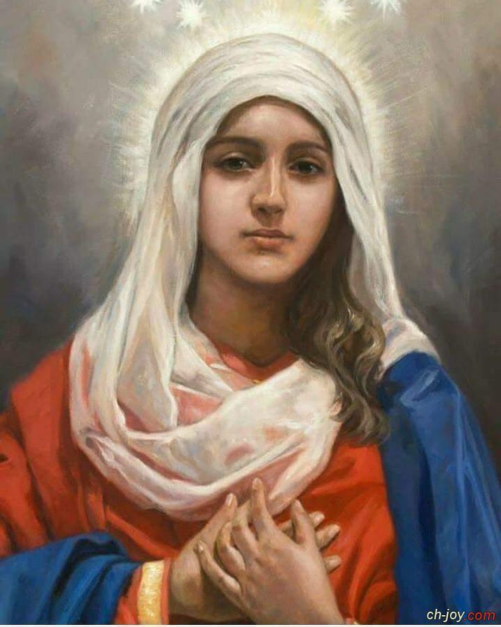 العذراء مريم وحياة الاحتمال