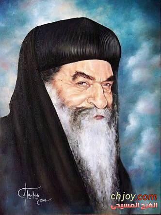 العظيم فى البطاركه  حبيب المسيح  البابا كيرلس السادس