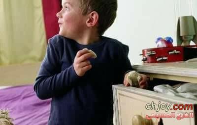 السرقة عند الأطفال