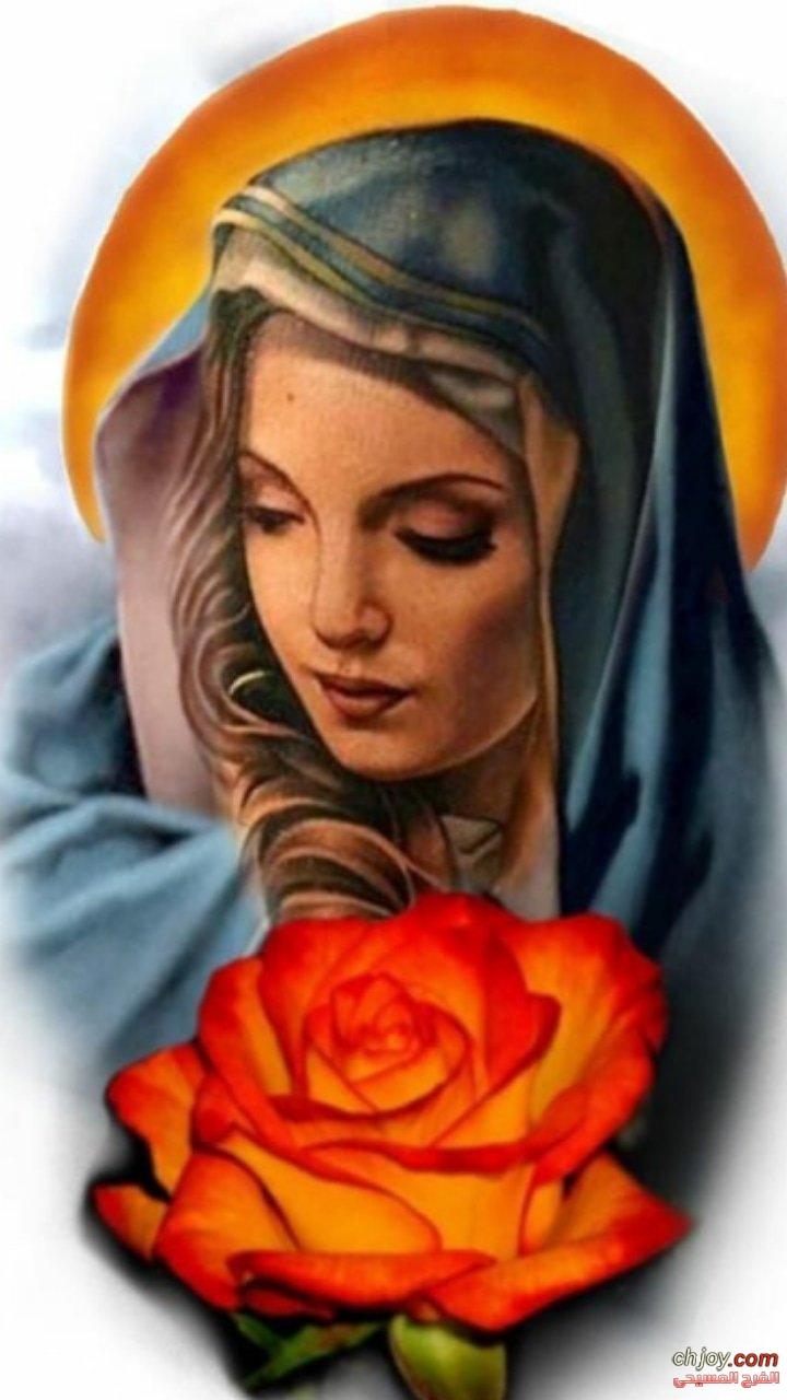 يا عين الرجاء يا أحلى نداء  يا مريم يا امى