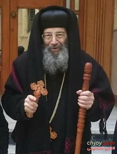 وداعاً أنبا بيشوي مطران دمياط وكفر الشيخ وبراري بلقاس