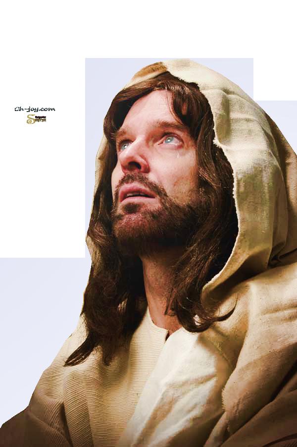 صورة جديدة مقصوصة للسيد المسيح