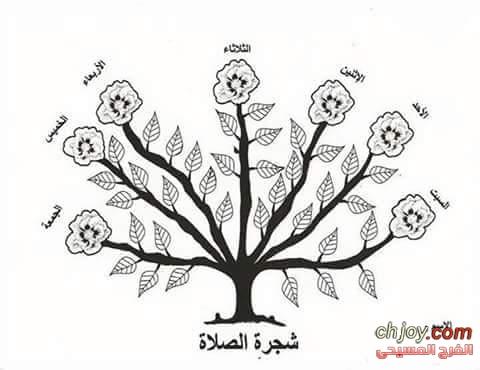 شجرة الصلاة