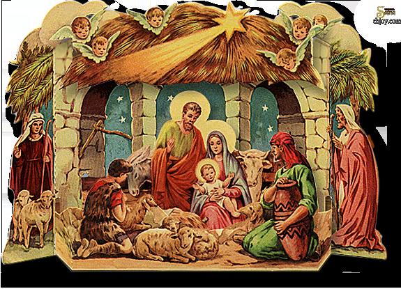 صور مقصوصة جديدة لعيد الميلاد المجيد والمزود