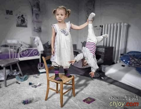 انتبهوا لا تتركوا الأطفال بمفردهم