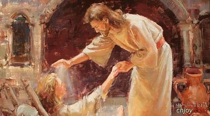 هو ده يسوع