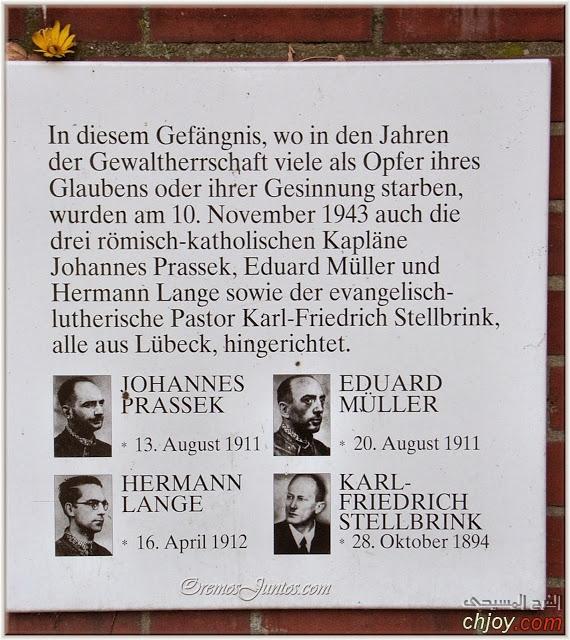 Beatos Mártires de Lübeck