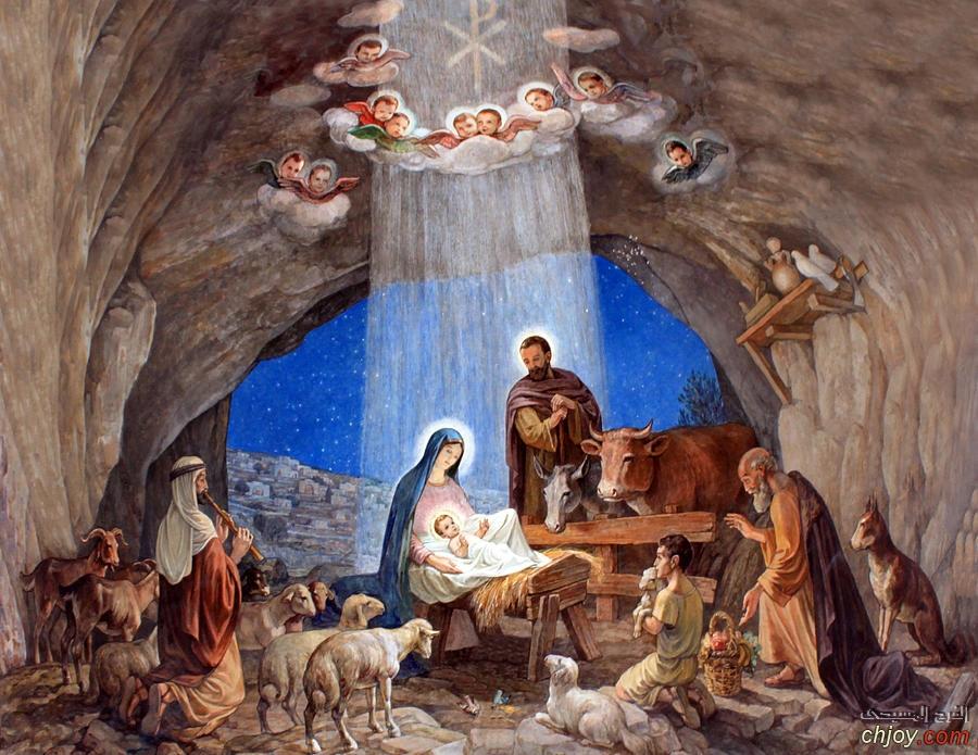 معانٍ عميقة لمغارة الميلاد تستحق أن نقف عندها