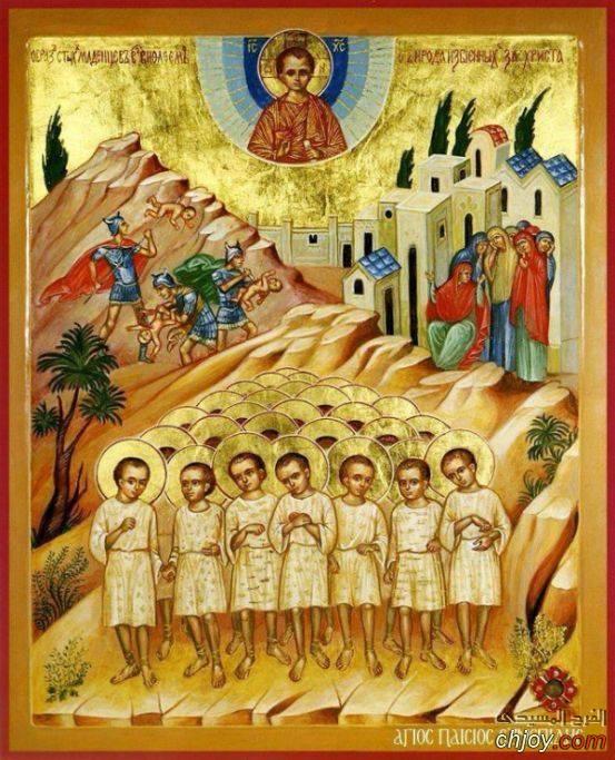 شهادة فاخرة للمسيح يسوع تزامنت مع ميلاده الإلهي،