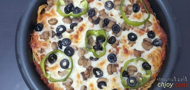 طرق متنوعة لعمل البيتزا الصيامى بالصور