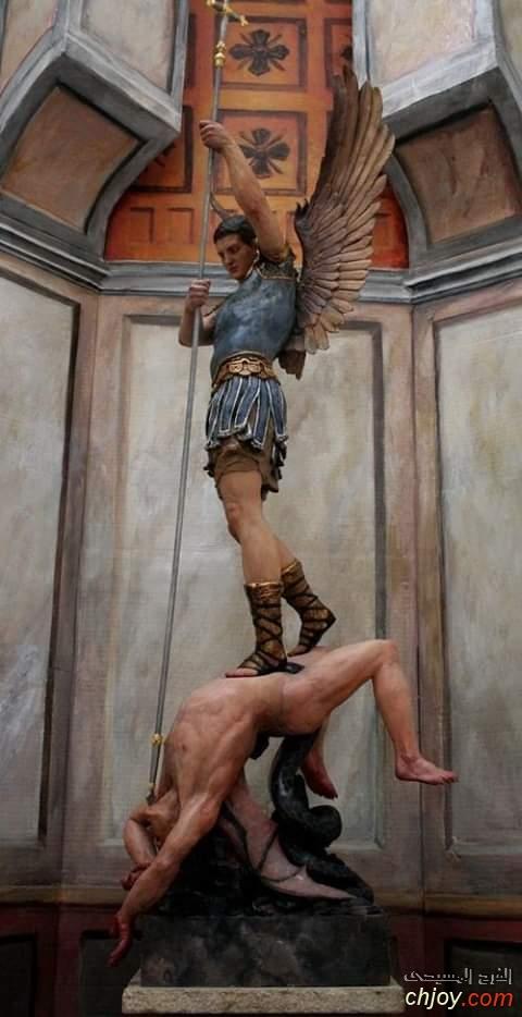 ملاك الرب ميخائيل
