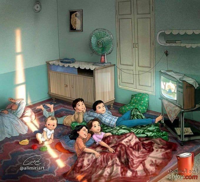 هكذا كانت طفولتنا