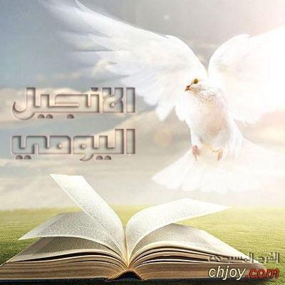الإنجيل اليومي 11 / 9 / 2019 م