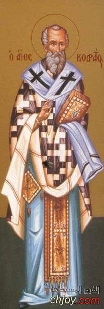 القديس الرسول كدراتس الذي من مغنيسية