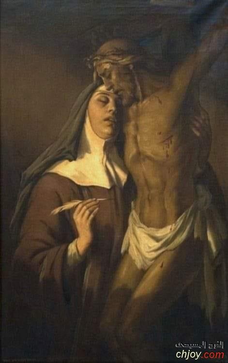 القديسة تريزا الافيلية مُجددة رهبنة الكرمل معلمة الكنيسة