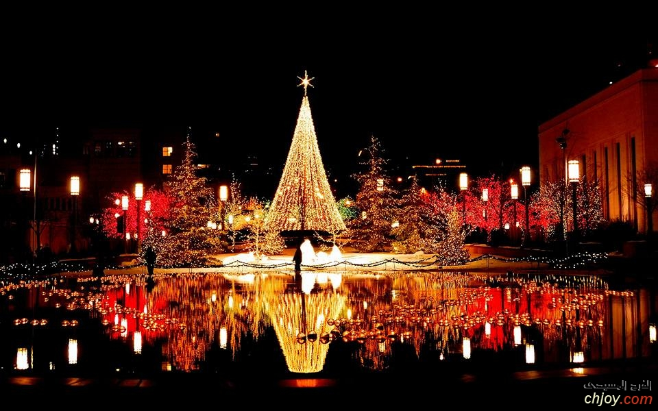 ليالى الكريسماس الساحرة فى روسيا