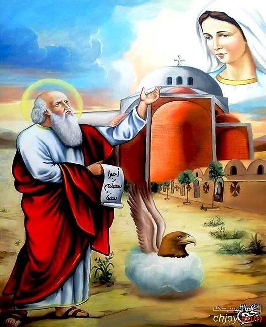 ✥كنائس باسم القديس يوحنا الحبيب والإنجيلي فى مصر✥