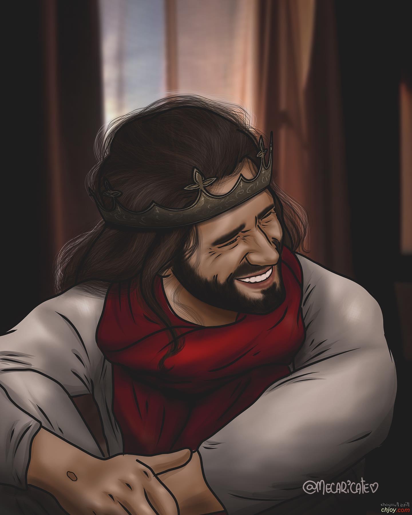 """هذا الفرح هو """"الفرح المسيحي"""""""