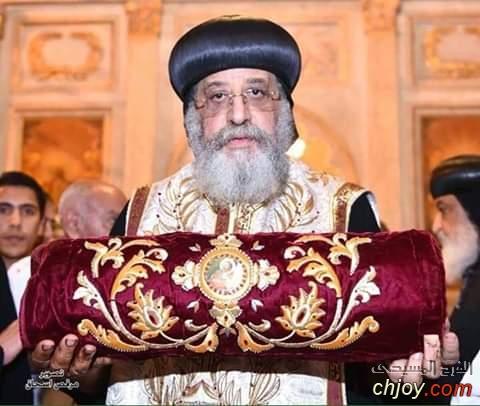 البابا الله طويل الآناة على البشر