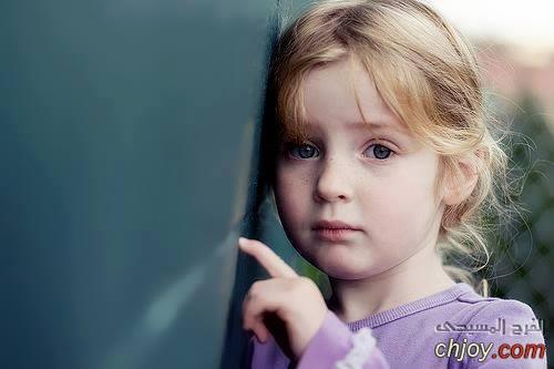 سألت فتاة صغيرة والدها : ابي ما هو حجم الله ؟