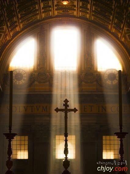 الصليب مجد الملائكة وجرح الشياطين