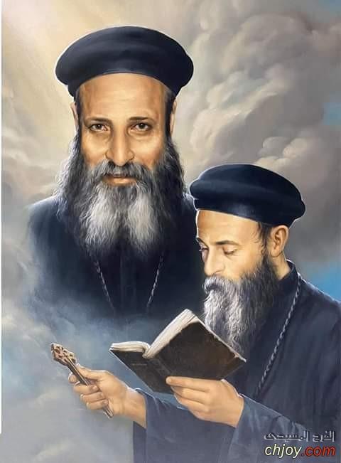 قديس الكهنة ابونا بيشوي كامل