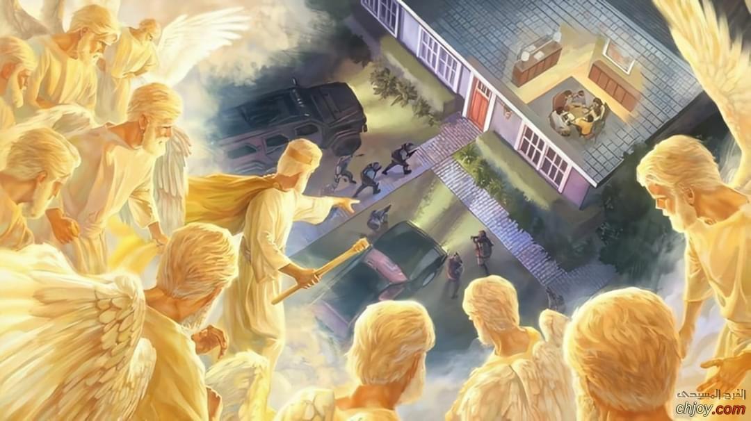 اتَّقُوا الرَّبَّ إِلهَكُمْ وَهُوَ يُنْقِذُكُمْ مِنْ أَيْدِي جَمِيعِ أَعْدَائِكُمْ 💕