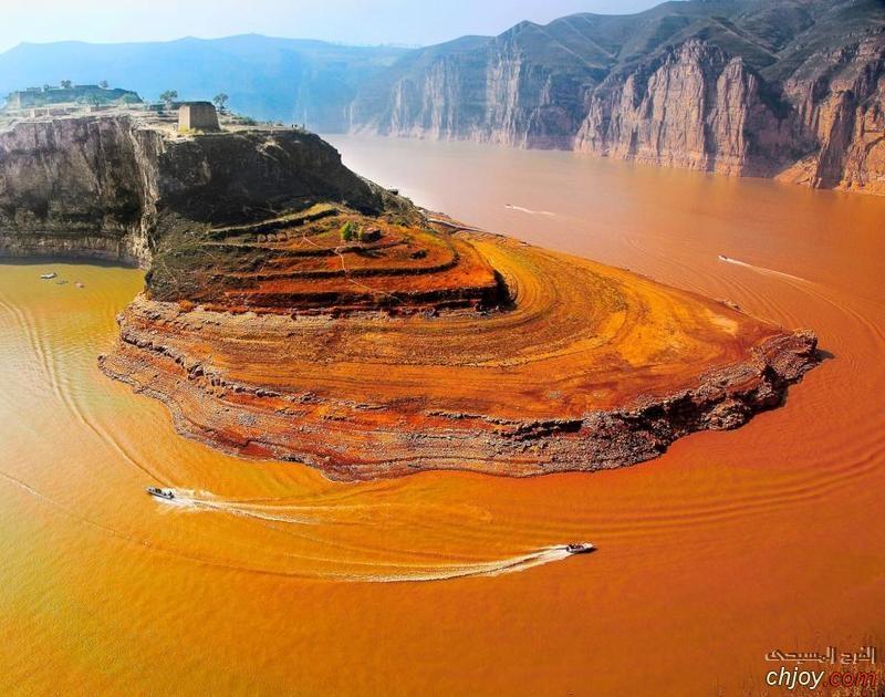 النهر الأصفر في الصين.. حقائق ومعلومات
