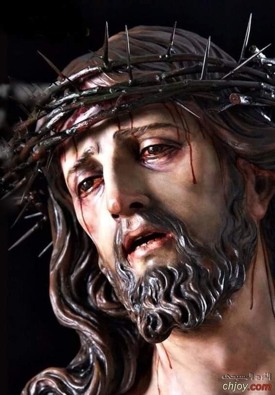 يا يسوع أغفر لنا وإرحمنا بإستحقاقات جروحاتك المقدسة