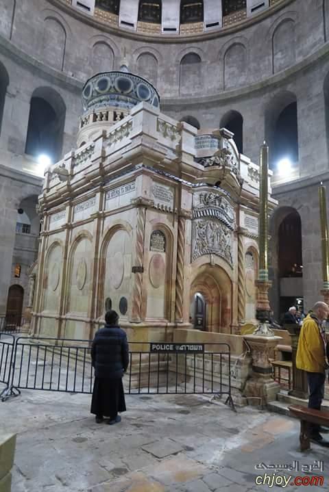 بأمر من الحاكم بأمر الله كنيسة القيامة بالقدس تدمر بالكامل