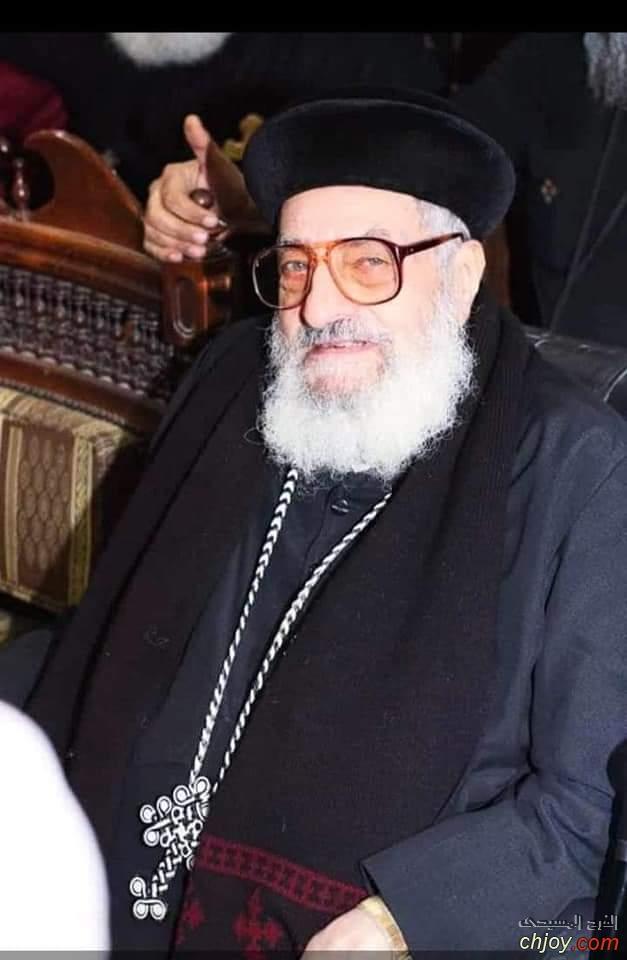 القمص يوحنا  فوزي  (في احضان المسيح) كاهن كنيسة العذراء بعين شمس الغربية