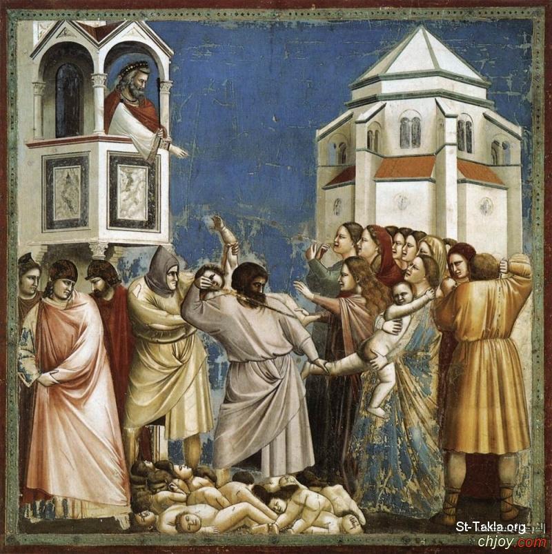 اليست هذه حروب دموية بأمر الرب؟ كيف نفهم ذلك؟