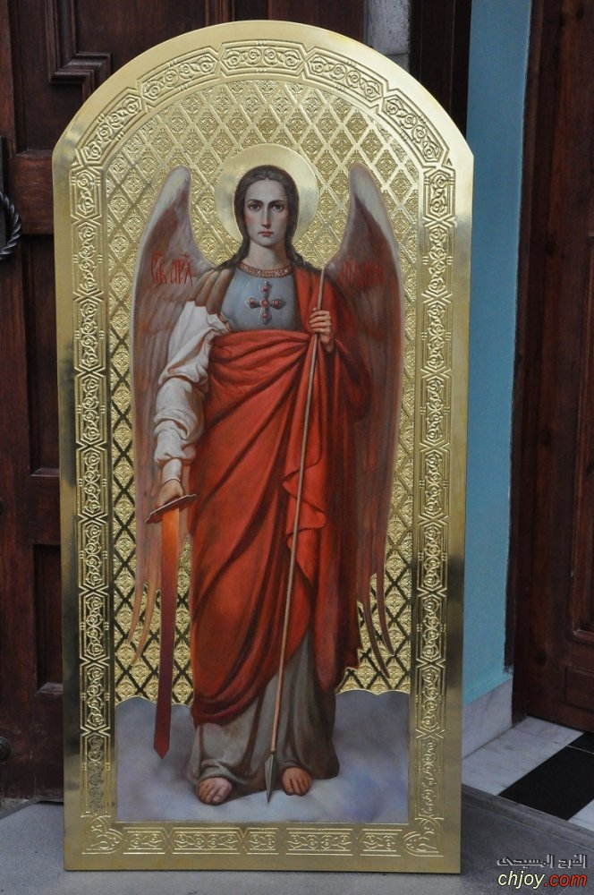 مين هو ملاك هذا اليوم فى القداس الالهى