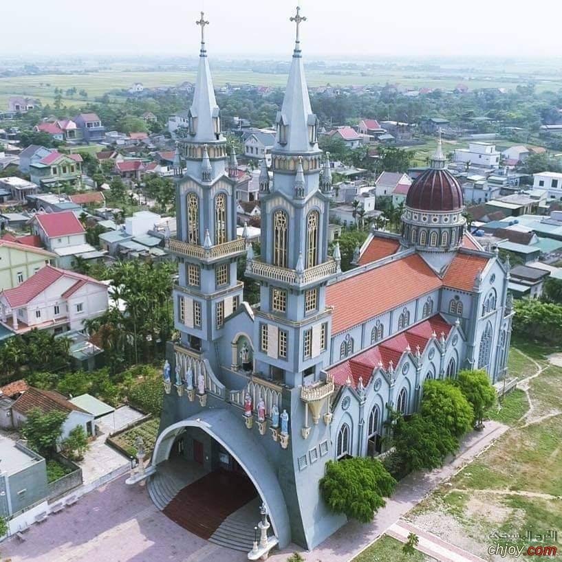 كنائس فيتنام