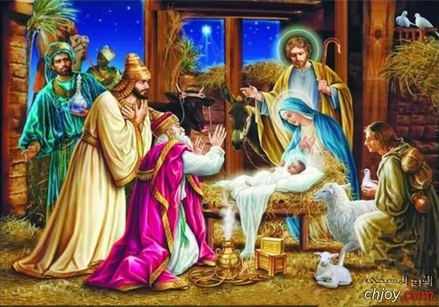 عيد الكريسماس المجيد