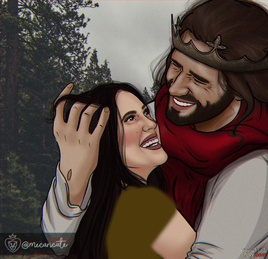 طلب: الفرح! وجد: المسيح!