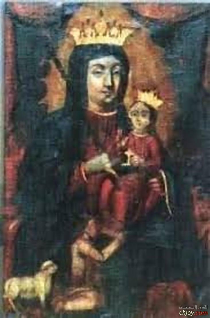 العذراء مريم وفلاحون العزباوية