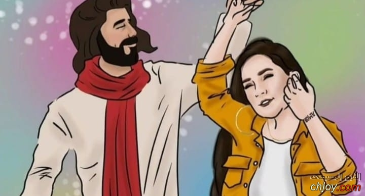 حوار بسيط بينك وبين بابا يسوع