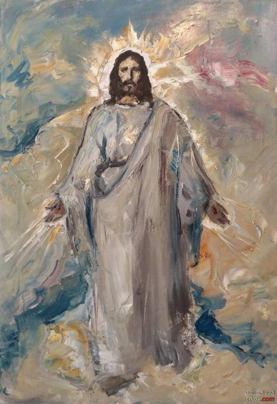 المسيح قام فقم معه