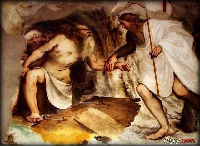 اليوم المسيح أخلي القبور و إقتدار الموت اضمحل💪🏼