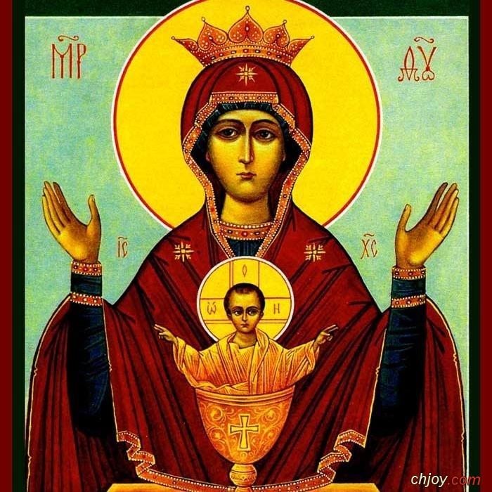 مباركة ثمرة بطنك سيدنا يسوع المسيح