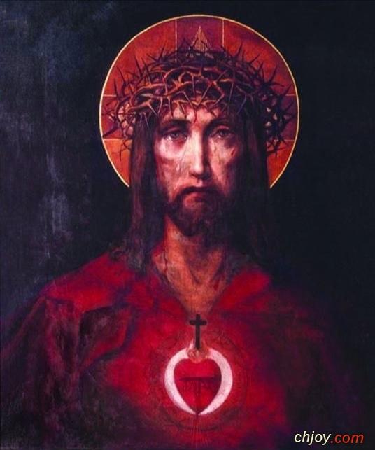 آلام المسيح فى أصعب صورة له